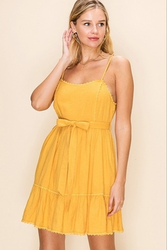 HYFVE Maddy Sun Dress - Product List Image