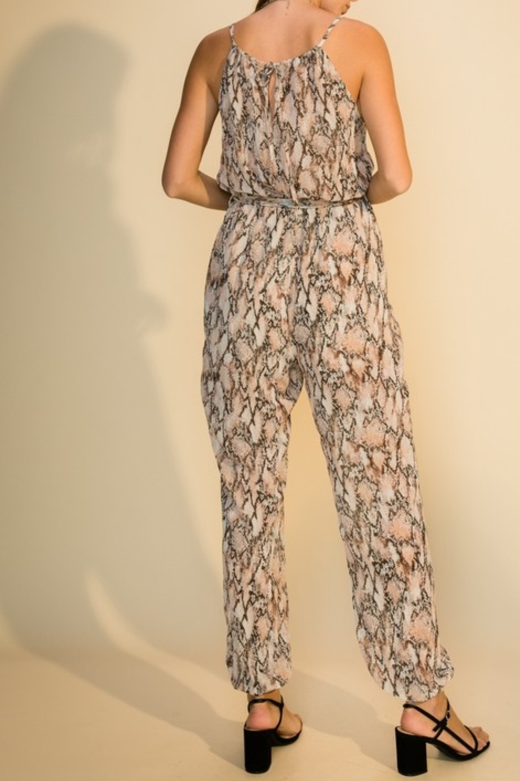 HYFVE Made For This Jumpsuit - Front Full Image