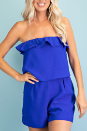 Glam Made for You romper - Product Mini Image