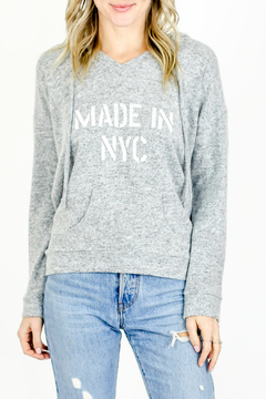 Shoptiques Product: Made in NYC Pullover Hoodie