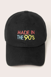 Coco International Made in the 90's baseball hat - Product Mini Image