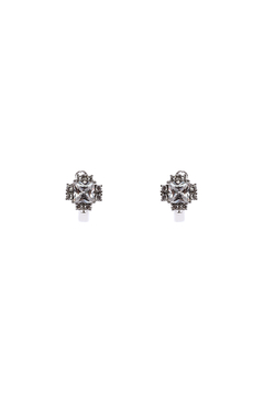 Made It! Stud Cubic Zirconia Earrings - Product List Image