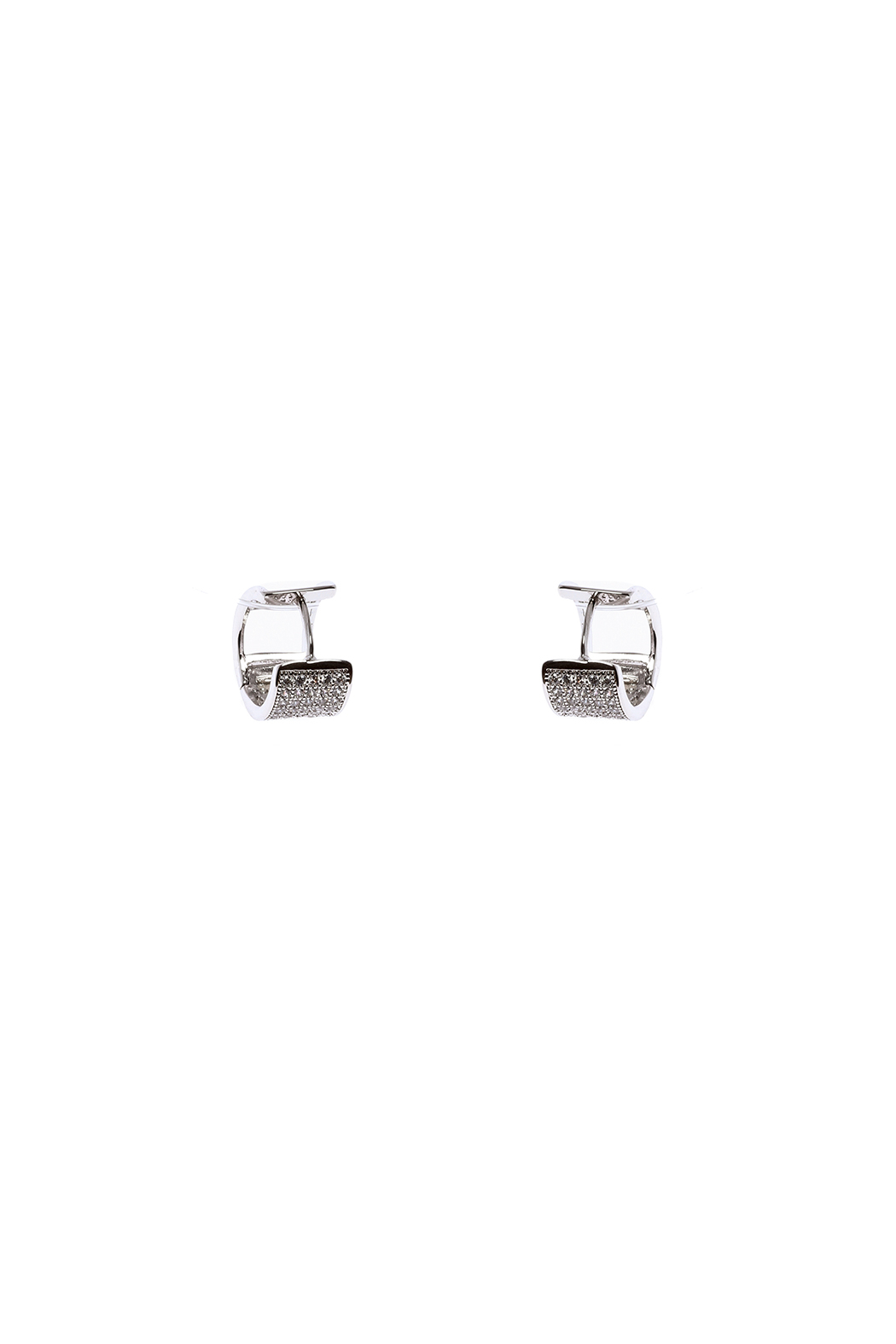 Made It! Cubic Zirconia Earrings - Main Image