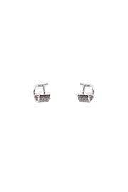 Made It! Cubic Zirconia Earrings - Product Mini Image