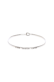 Made It! Live Laugh Love Bracelet - Product Mini Image