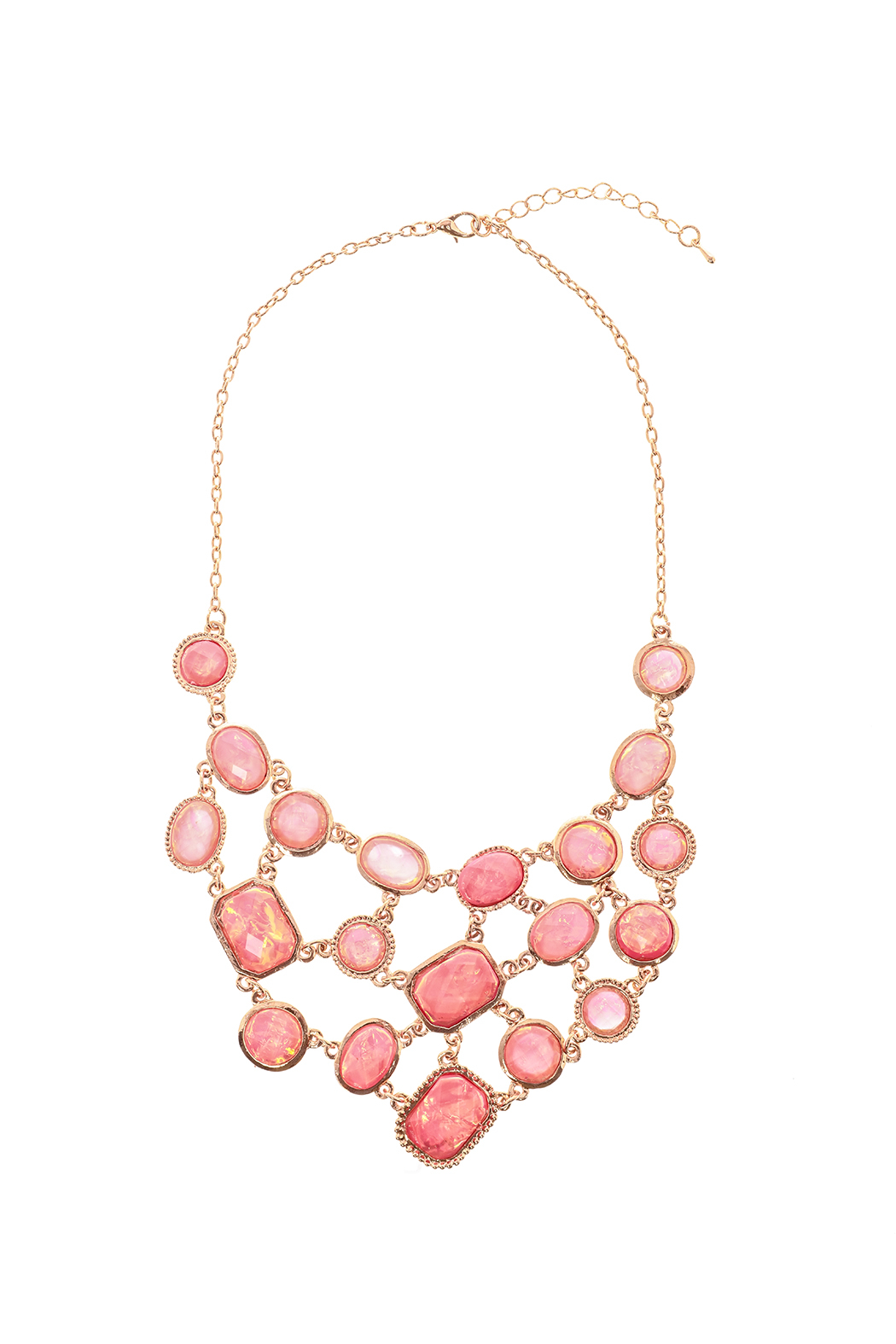 Made It! Opal Essence Statement Necklace - Main Image