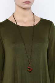 Made It! Trinket Necklace - Back cropped