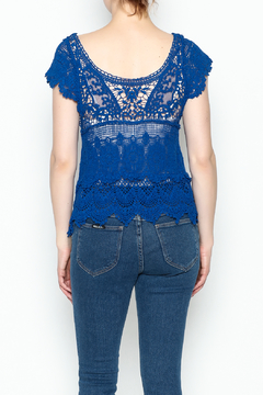 Made on Earth Lace Top - Alternate List Image
