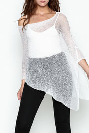 Made on Earth Light Knit Poncho - Product Mini Image