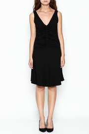 Made on Earth Ruched Dress - Front full body