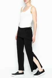 Made on Earth Skirted Crop Pant - Side cropped