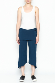 Made on Earth Skirted Crop Pant - Front full body