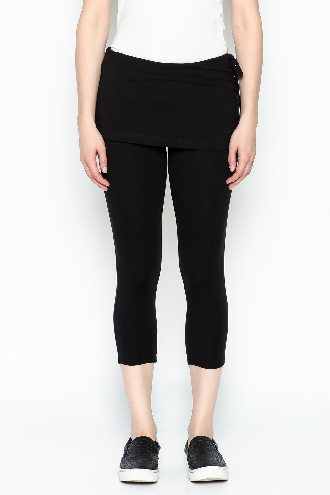 Made on Earth Skirted Legging - Main Image