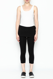 Made on Earth Skirted Legging - Front full body