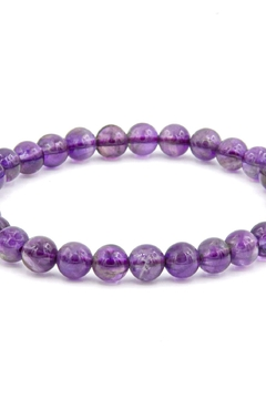 Made It! Amethyst Stone Bracelet - Product List Image