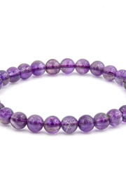 Made It! Amethyst Stone Bracelet - Product Mini Image