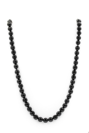 Made It! Black Tourmaline Necklace - Front cropped