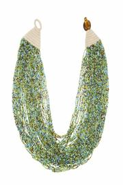 Made It! Blue/Green Cleopatra Necklace - Product Mini Image