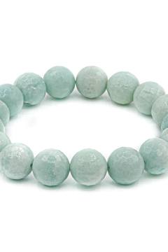 Made It! Faceted Amazonite Bracelet - Product List Image