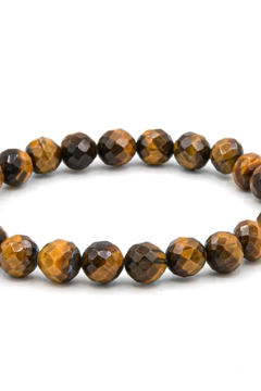 Made It! Faceted Tigers Eye - Product List Image
