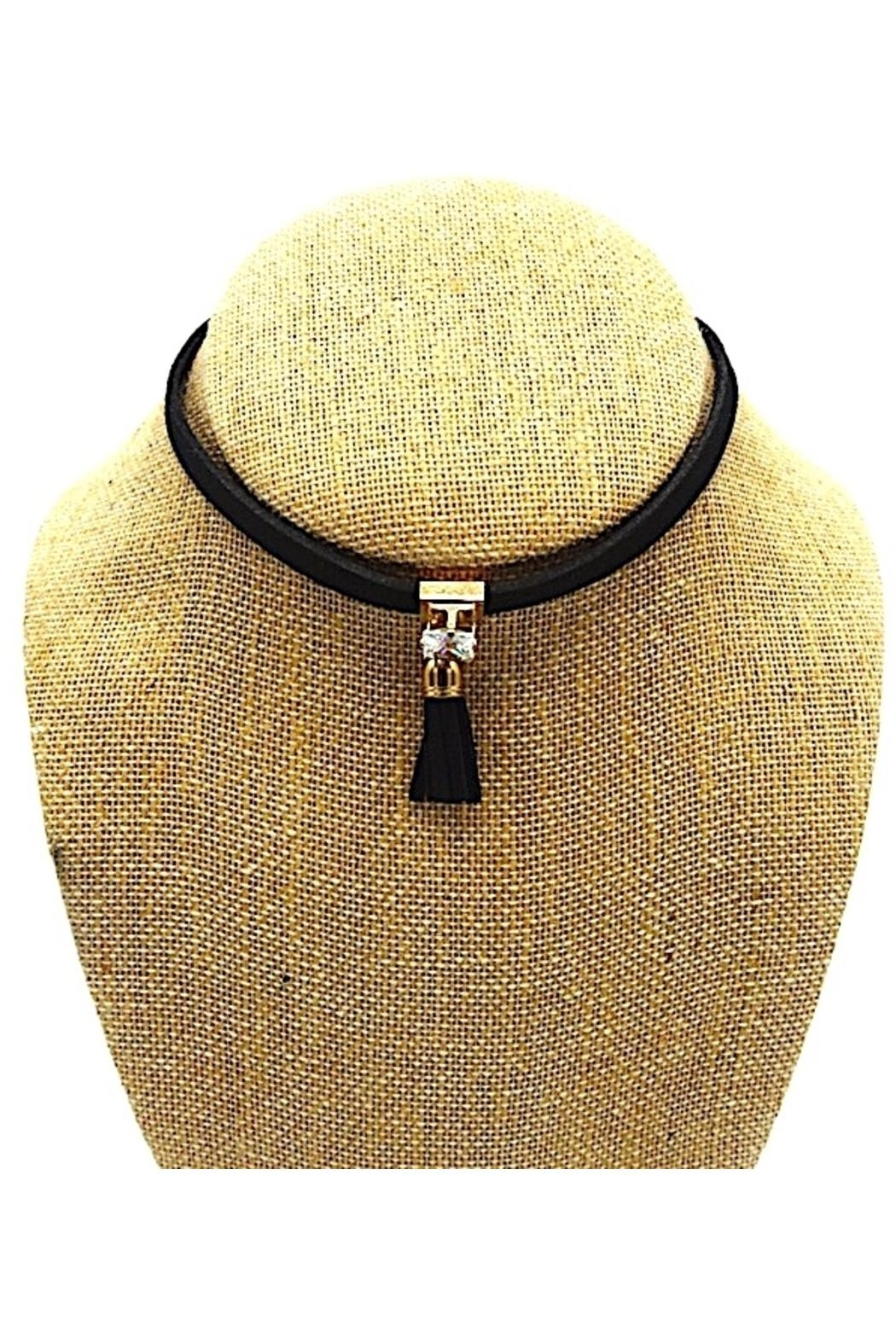 Made It! Gloria Choker - Front Cropped Image