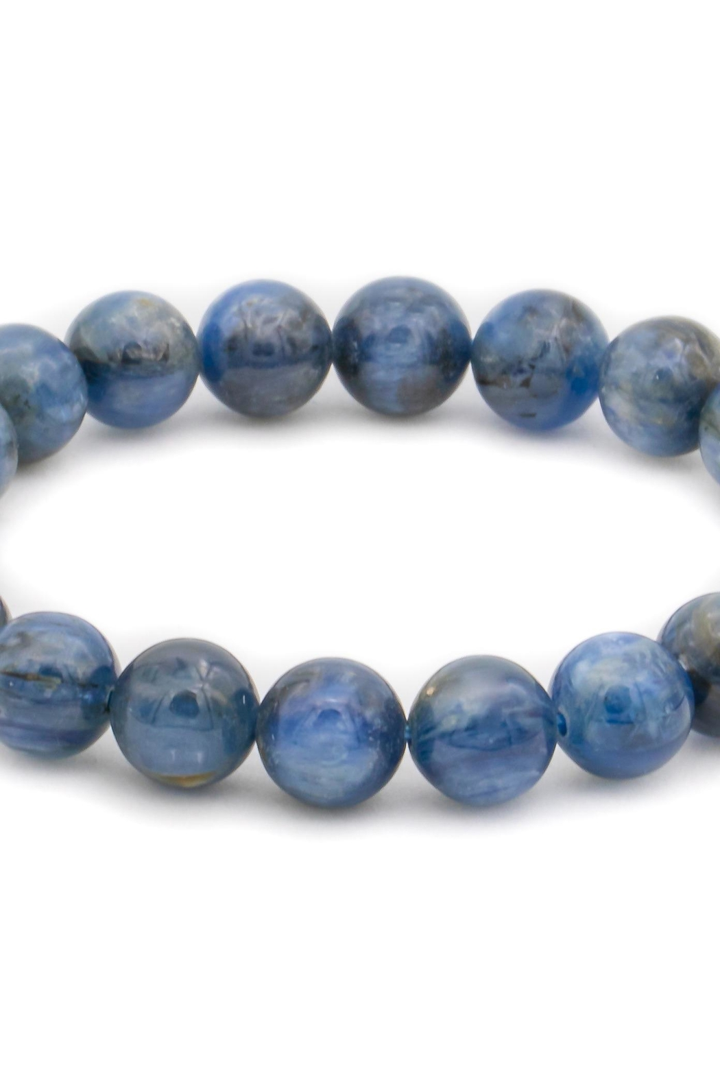 Made It! Kyanite Stone Bracelet - Front Cropped Image