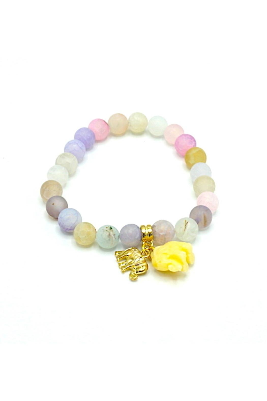 Made It! Natural Stone Bracelet - Main Image