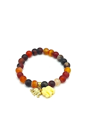 Made It! Natural Stone Bracelet - Front cropped