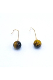 Made It! Natural Stone Earrings - Product Mini Image