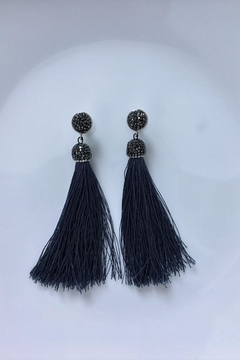 Shoptiques Product: Pendant Dangle Earrings