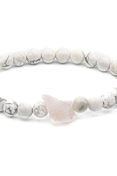 Made It! Raw Howlite Stone - Product List Image