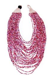 Made It! Rose/wine Cleopatra Necklace - Product Mini Image