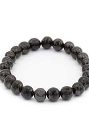 Made It! Shungite Stone Bracelet - Front cropped
