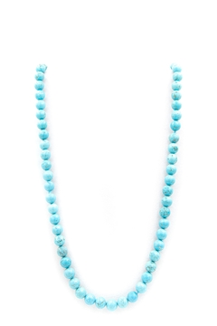 Made It! Turquoise Stone Necklace - Product List Image