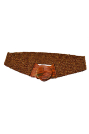Made on Earth Beaded Stretch Belt - Product Mini Image