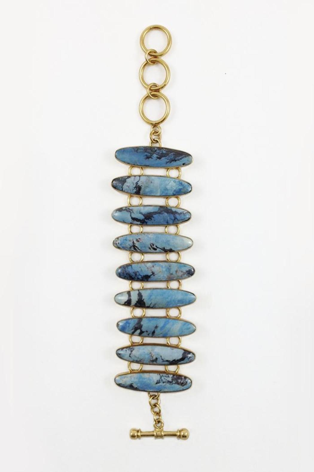 Made on Earth Lapis Bracelet - Main Image