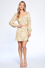 crescent Madeline Floral Top - Product Mini Image