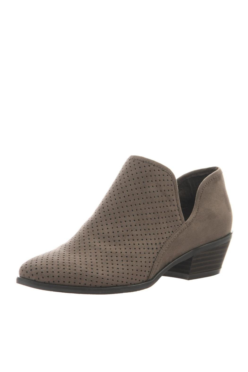 Madeline Low Ankle Booties - Main Image