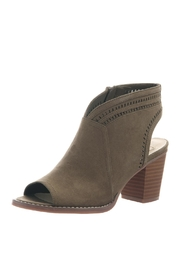 Madeline Peeptoe Bootie - Front cropped
