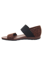 CONSOLIDATED SHOE CO Madeline Sandal - Front full body