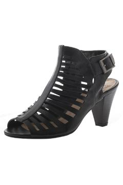 Shoptiques Product: Strapped Open Bootie