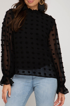 She+Sky Madelyn Blouse - Product List Image