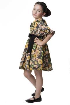 Mademoiselle Flower Print Dress - Alternate List Image