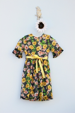 Mademoiselle Flower Print Dress - Product List Image