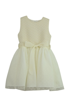 Shoptiques Product: White Snowflake Dress