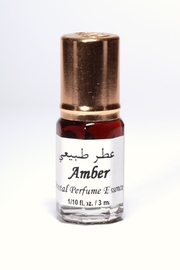 Madini Perfume Oils Amber Perfume Oil - Product Mini Image