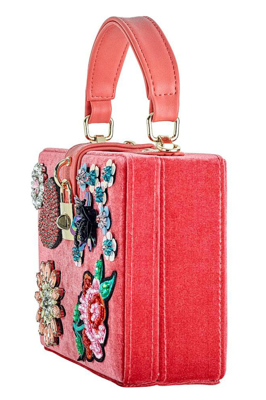 Cristina Sabatini Madison Box Bag - Front Full Image