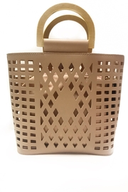 Joy Susan  Madison Cut Out Tote - Front cropped