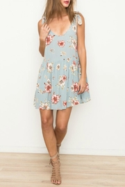 Hem & Thread Madison Floral Dress - Product Mini Image