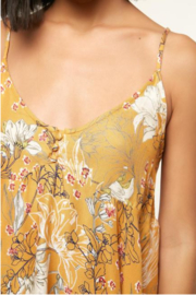 O'Neill Madison Floral Top - Back cropped